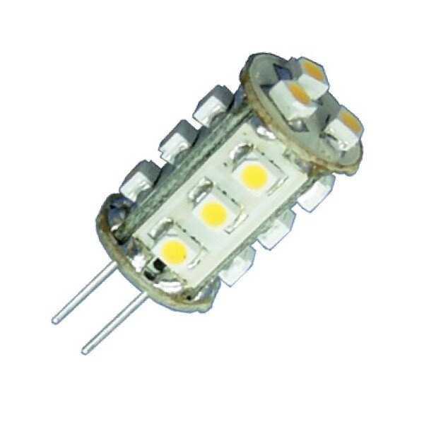 MR11/GU4 15 SMD LED Staaf Warm wit