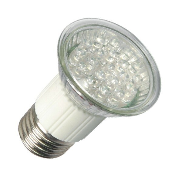 E27 LED Spot 21 JDR Warm wit