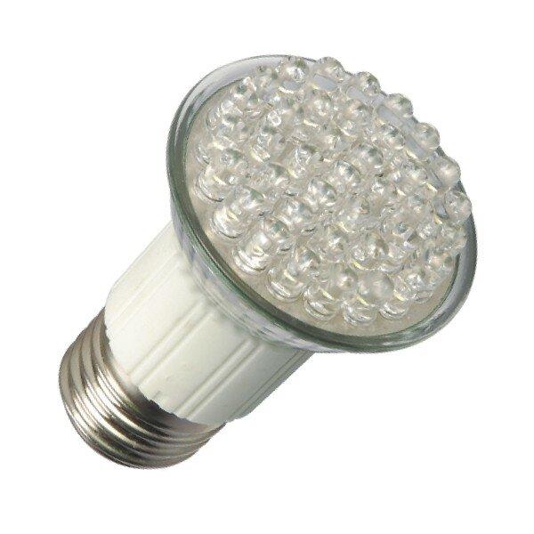 E27 LED Spot 38 Led JDR Warm wit