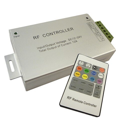 RGB ledstrips Controller
