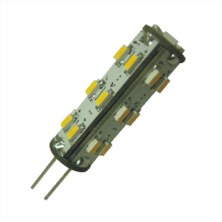 G4 GU4 led boot staaf 27 smd multivoltage 12v 24v 10-30v