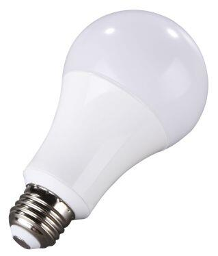12v E27 LED Bol lamp 3w multi-voltage Warm wit