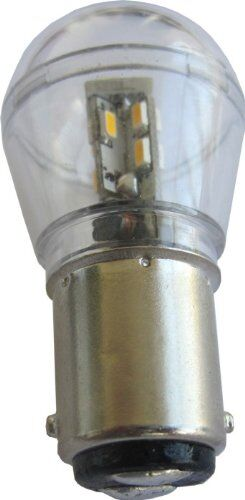 BA15D led lamp 10-30 volt 12V 24V boot , camper en caravan
