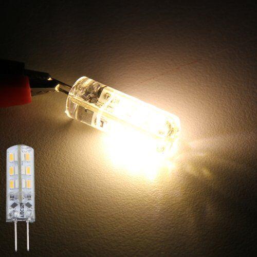 G4 LED 12v en 24v Steek lamp 1.5W Warm wit