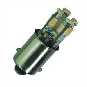 BA9s LED Lamp 12V en 24V Multi-voltage 12SMD