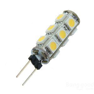 LED G4 Steeklampje warm wit 13SMD-0