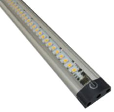 LED Opbouw onderbouw licht bar met TOUCH Schakelaar