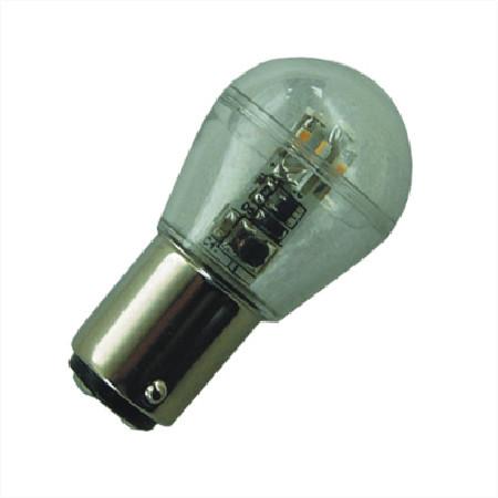 BAY15D LED Lamp 12V en 24V Multi-voltage 12SMD-0