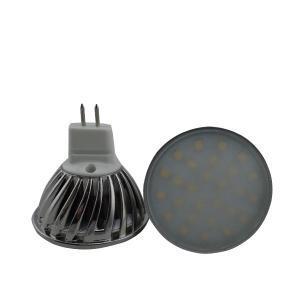 MR16 LED spot 4W 12V & 24V Melkglas-0
