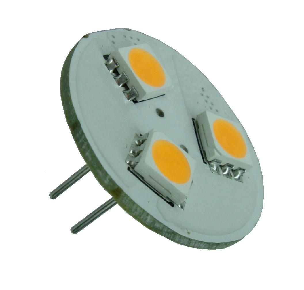 G4 GU4 LED Steeklamp 5 watt