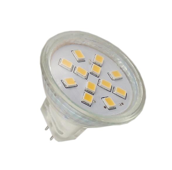 MR11 LED Spot 1.8W met Glas-0
