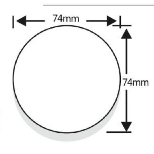 GX53 LED verlichting 12v-24v wit-1008