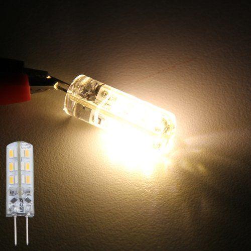 G4 LED 12v Steek lamp Warm wit-1012