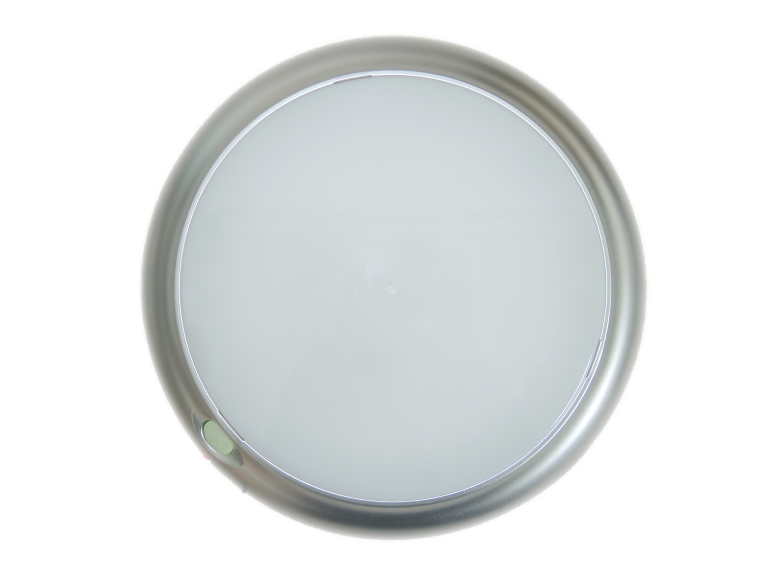 LED plafonnière met schakelaar en nacht stand (Rood)-0