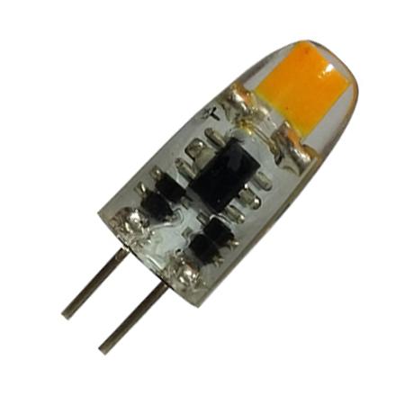 G4 LED 24v Steek lamp Warm wit