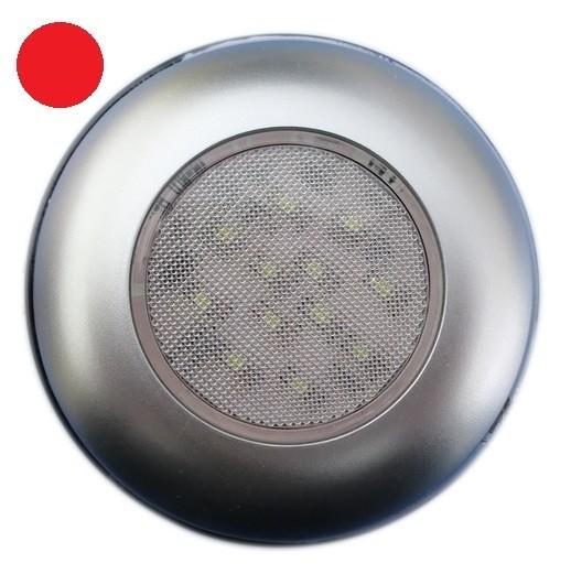 Rood licht Opbouwspot 12 volt 24 volt 10-30 volt