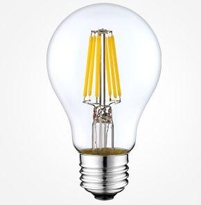 12V E27 Filament lamp 6 watt A60