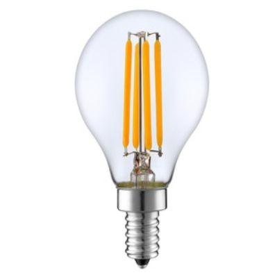 E14 12V en 24 volt Filament lamp 4 watt