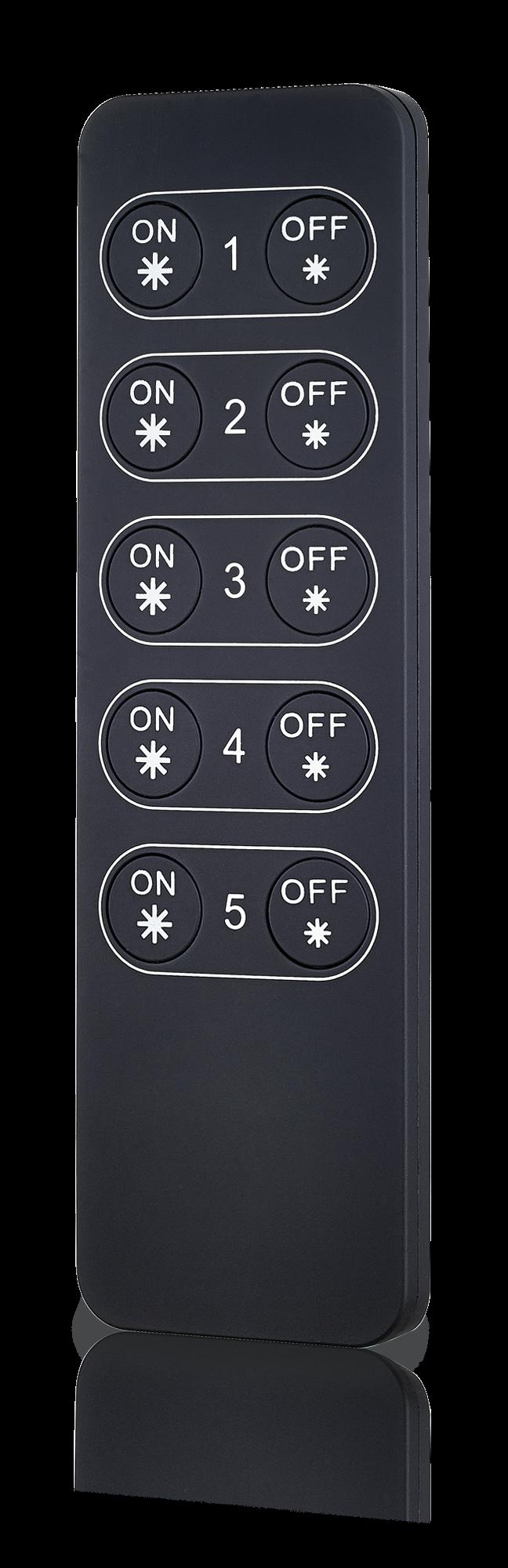 12v - 24volt LED Dimmer afstandsbedinig
