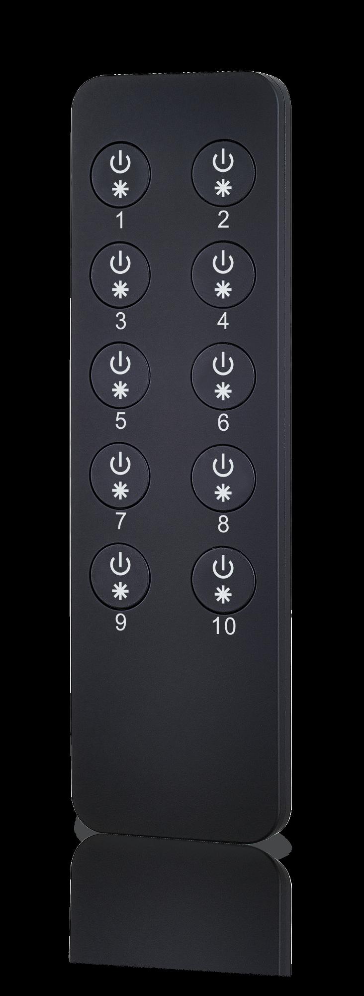 LED Dimmer afstandsbeding 12v - 24volt