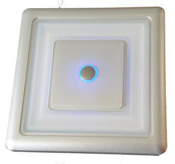12v en 24 volt LED Plafond Lamp Met TOUCH Dimmer Schakelaar.