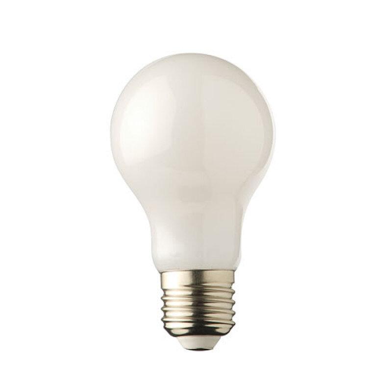 12 volt E27 Filament lamp A60 2W melkglas