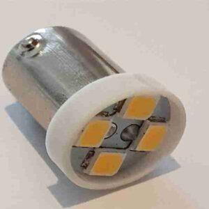 BA9s LED lampje 12V multi-voltage